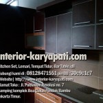 [IKLAN] INTERIOR KITCHEN SET KARYA PATI
