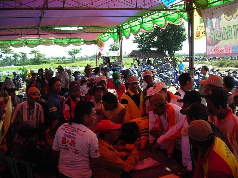 [Merpati Balap] Hasil Lomba Nasional Putaran Bandung Tahun 2013