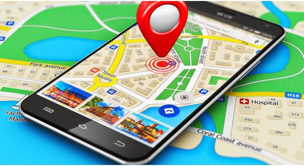 Memanfaatkan google maps untuk mengukur jarak lepasan