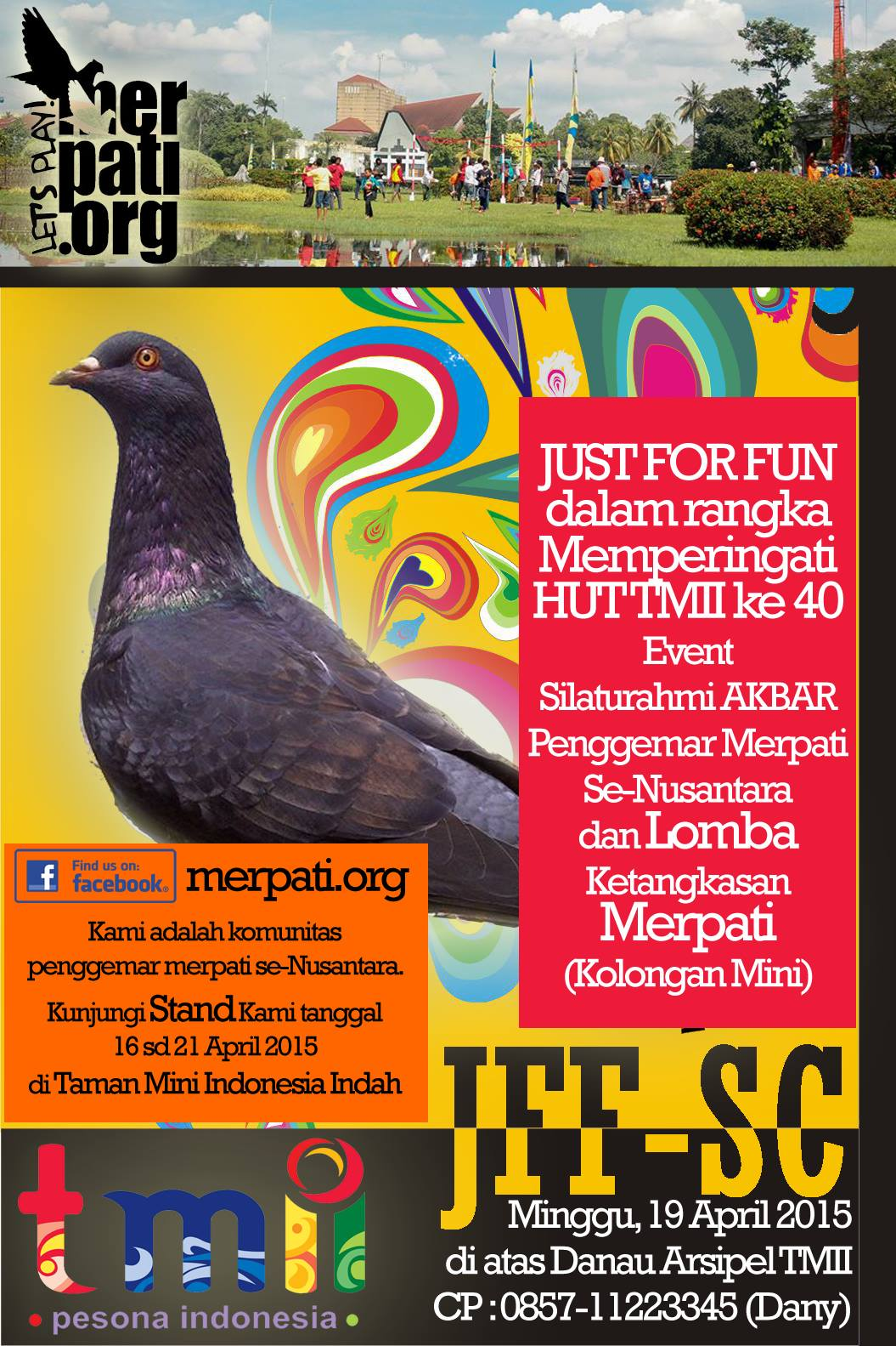 Event Akbar JFF-SC TMII