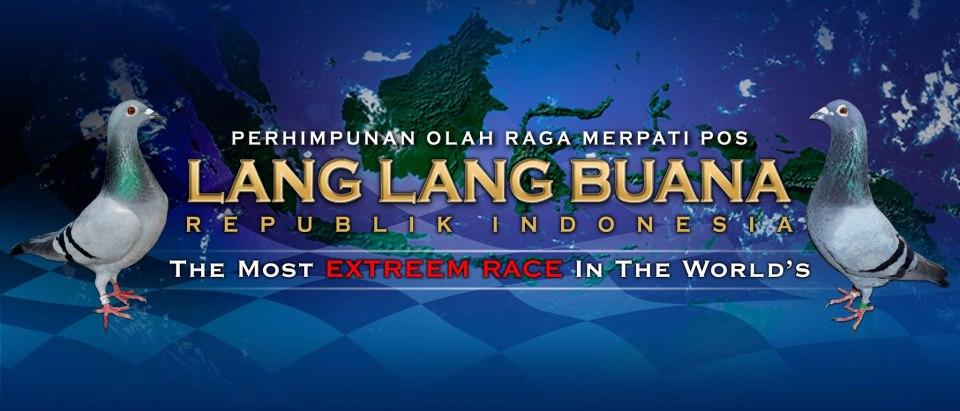 Lang-Lang Buana, Komunitas Merpati Tertua Indonesia
